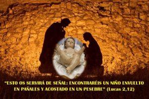 El nacimiento de Cristo, la piedra angular que otorga sentido a la vida del hombre
