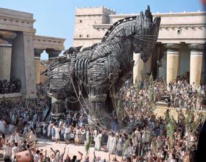El caballo de Troya, hoy