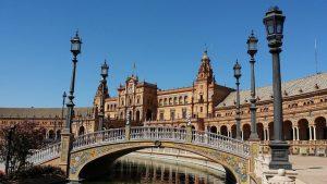 Cita en Sevilla