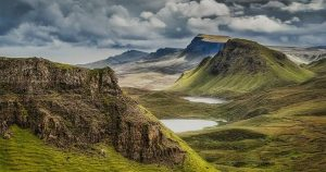Escocia, esa tierra astúrica