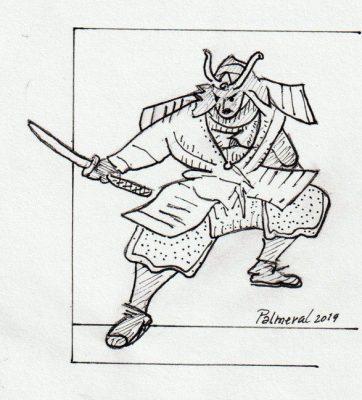 El código samurái
