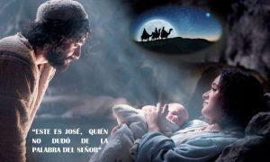 José de Nazaret, esposo de María y padre virginal de Jesús