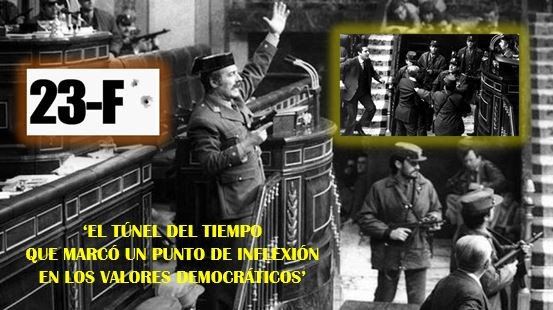 El 23-F, un paréntesis de la democracia en la Historia de España