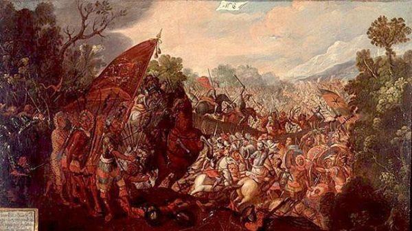 Otumba y la España de hoy