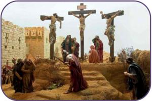 Los belenistas también en Semana Santa