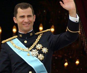 Actos de proclamación de S,M. el Rey Felipe VI