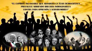 De las dictaduras a las supuestas democracias