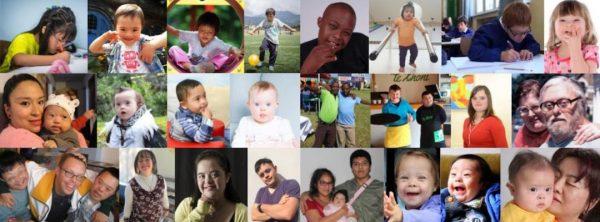 sábado, 21 de marzo Día Mundial del Síndrome de Down