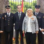 El Presidente de la HNME en Cantabria recibe la Encomienda de Caballero de Santiago