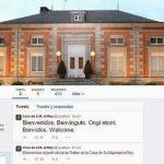 El twitter de la Casa Real consigue 150.000 seguidores