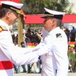 Entrega de Reales Despachos de Empleo en la Escuela de Suboficiales de la Armada
