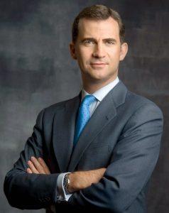 Francisco Rodríguez: «El Rey Felipe VI pondrá todo su saber en la gestión que llevará a cabo a partir de ahora»
