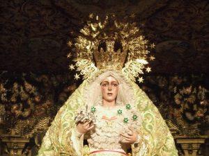 La Hermandad Nacional Monárquica de España participará del Cincuenta Aniversario de la Coronación Canónica de la  Macarena