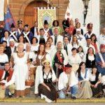La Hermandad Nacional Monárquica de España presente en el hermanamiento de las Navas de Tolosa en Santa Elena