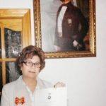 La Maestranza de San Fernando acogió en su investidura a la Presidenta Provincial de la Hermandad Monárquica en Murcia