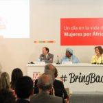 La Reina presidió la reunión anual del Patronato de la Fundación «Mujeres por África»