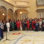 Los Reyes con las Asociaciones, Entidades y ONG que tienen como misión ayudar a los necesitados