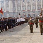Lee más sobre el artículo Los Reyes con las Fuerzas Armadas