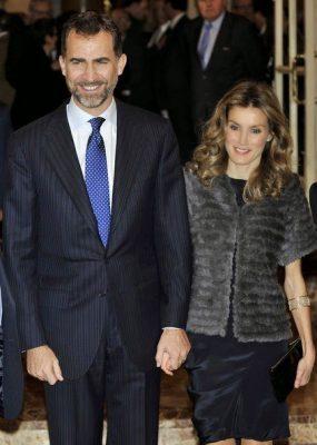 Los Reyes visitarán el viernes en Málaga el Museo Picasso