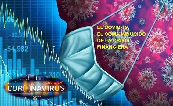 El desplome económico global del coronavirus