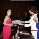 S.M. la Reina entregó las becas para la ampliación de estudios a jóvenes músicos convocados por Juventudes Musicales de Madrid