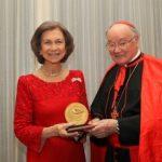 Su Majestad la Reina recibió el reconocimiento a su compromiso y dedicación a los más necesitados en la ONU