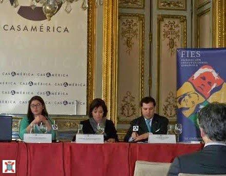 La Hermandad Monárquica de España presente en las X Jornadas «España e Iberoamérica: Una política de Estado»