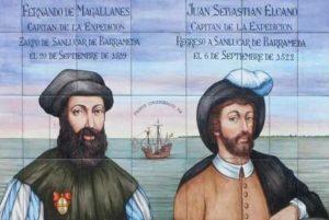 V Centenario de la primera circunnavegación al mundo, la evidencia naval, comercial, científica, humana y humanística