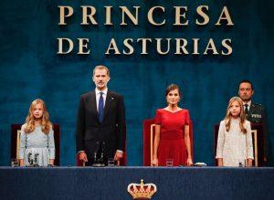 Entregados los Premios Princesa de Asturias 2019