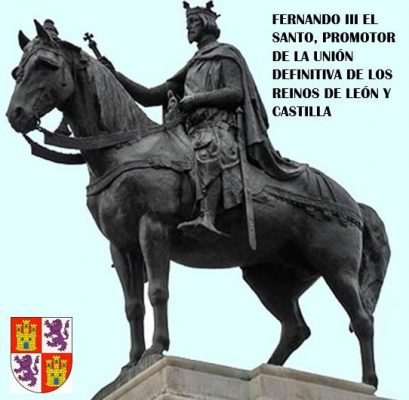 Octingentésimo Aniversario de la proclamación como Caballero, del Santo Rey Don Fernando III