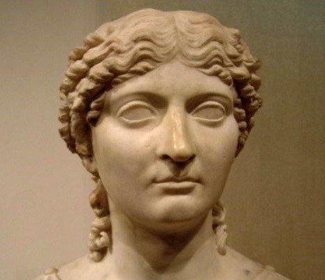 Agripina, Adriano y Catalina la Grande