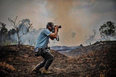 Arde el Amazonas
