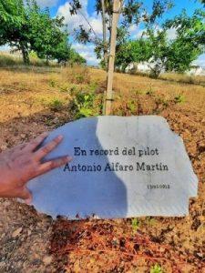 Se cumplen 2 años del triste accidente aéreo del piloto Antonio Alfaro