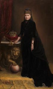 Horario de Reina-Regente María Cristina de Habsburgo-Lorena