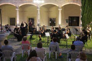 La Orquesta de Cámara de Mallorca cierra INCLÀSSIC 2020