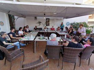 Éxito de convocatoria del TERCER TIEMPO DE CAMPEONAS que organizó la Asociación para Mujeres en el Deporte Profesional para inaugurar la Delegación en las Islas Baleares