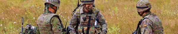 Cuatro militares de la Comandancia General de Baleares cuentan su experiencia en la «Operación Balmis»