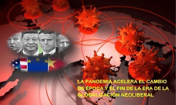 Tal vez, estamos a las puertas de un orden mundial pospandemia (II)