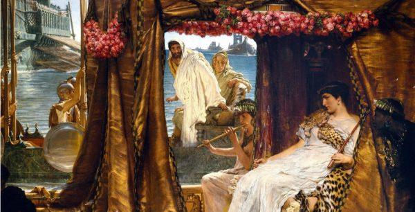 Cleopatra, 2050 años. II Parte, Final