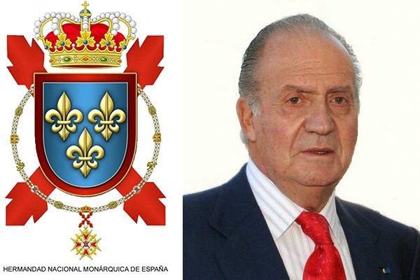 Nota oficial de la Junta Directiva de la Hermandad Nacional Monárquica de España