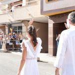 Los Reyes también visitaron Ibiza