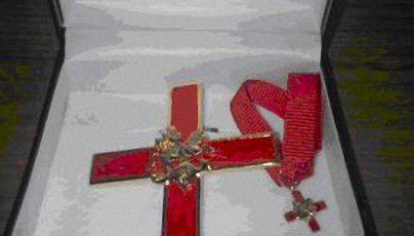 """La Creu de Sant Jordi """"Pro Méritis"""", para el Presidente Delegado de la HNME en Castilla y León"""