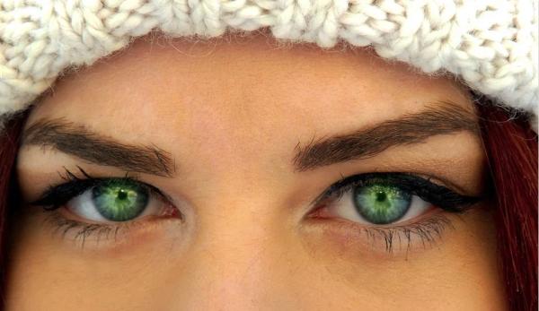 A unos ojos