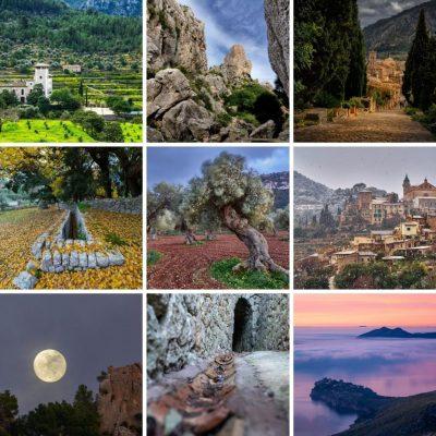 El III Certamen de Fotografía Sierra de Tramuntana premiará las mejores fotografías de las rutas Culturales del Patrimonio Mundial