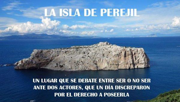 Tras convertirse en escenario prebélico, la Isla de Perejil, algo más que una cuestión de soberanía