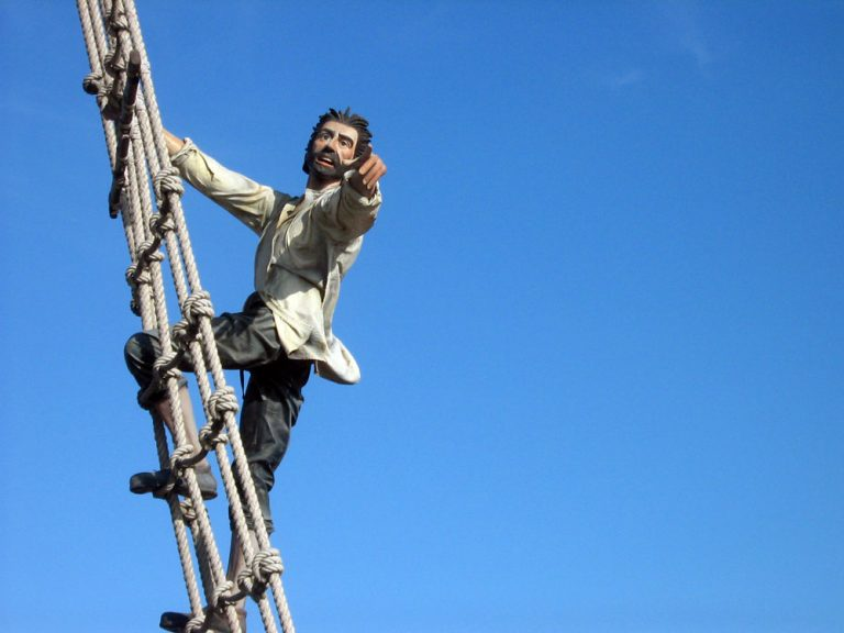 Rodrigo de Triana: el marino que Gritó…¡Tierra…!