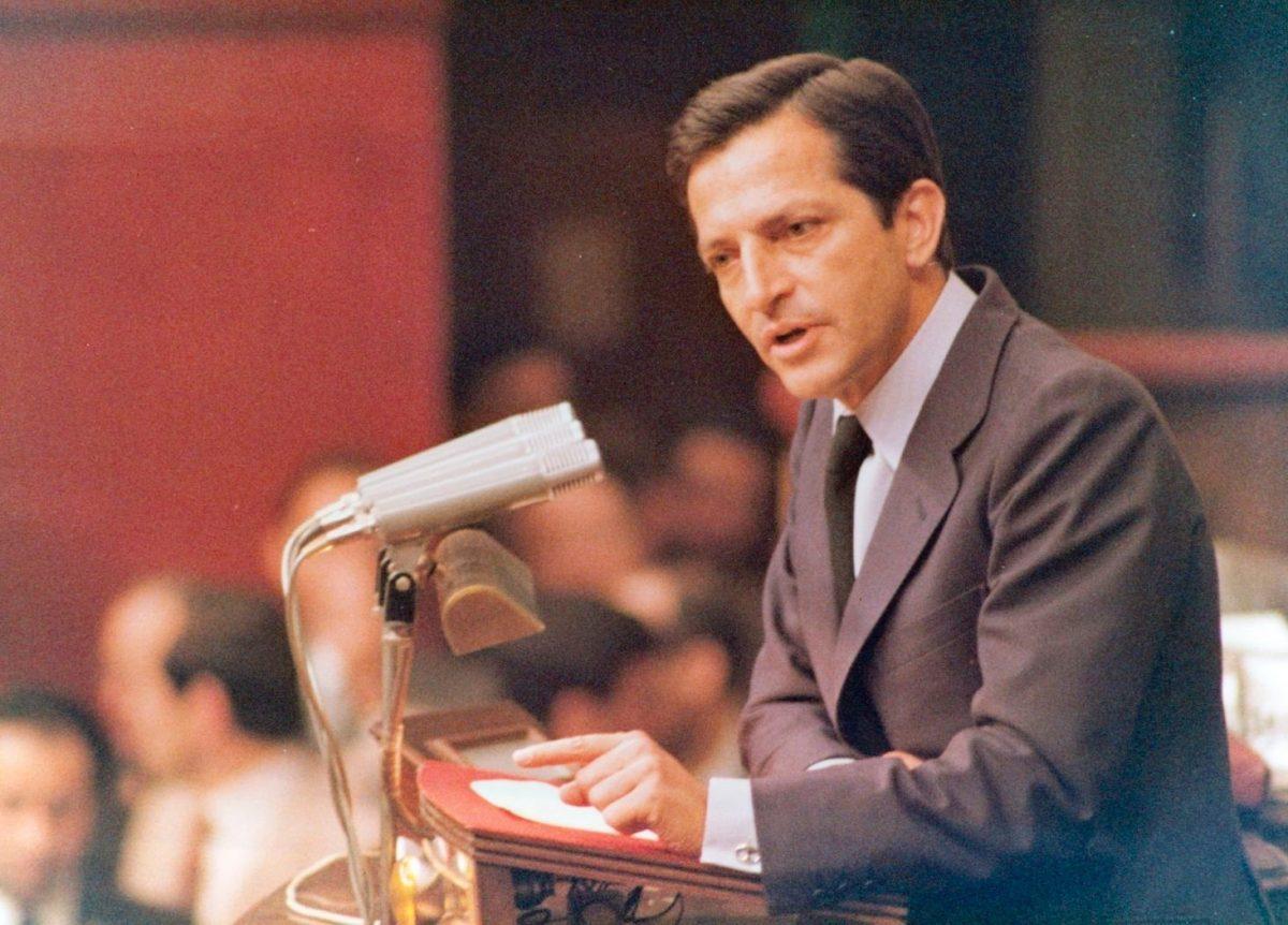 Lee más sobre el artículo La HNME recuerda a Adolfo Suárez en el primer aniversario de su fallecimiento