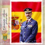 La Hermandad Nacional Monárquica de España, organiza durante este trimestre una exposición fotográfica itinerante dedicada a S.M Felipe VI
