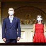 Lee más sobre el artículo Sus Majestades los Reyes inauguraron la temporada 20/21 del Teatro Real