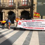 Lee más sobre el artículo 300 ciudadanos se sumaron al acto de la Virgen del Pilar que se ha celebrado en Gijón